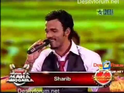 Sharib Vs Shadab Saad