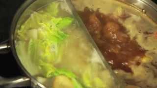 Chinese Hot Pot Restaurant - Commercial Sampler