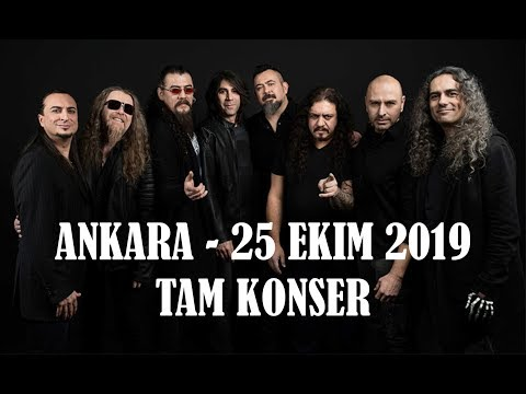 Pentagram Mezarkabul - Tam Konser - Ankara - 25 Ekim 2019 mp3