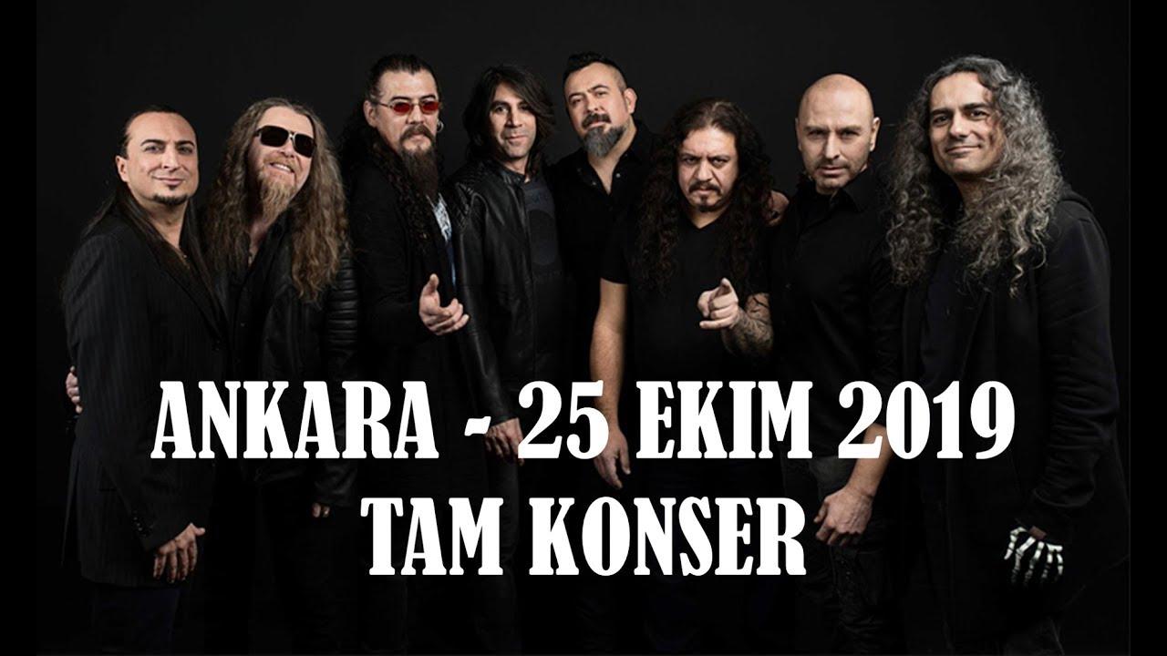 Pentagram Mezarkabul - Tam Konser - Ankara - 25 Ekim 2019