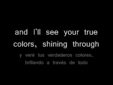 True colors - Phil Collins. Traducida al español