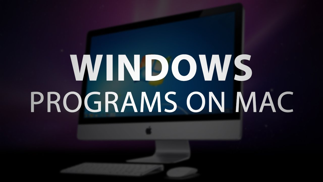 How to Run Windows Programs on a Mac With Wine
