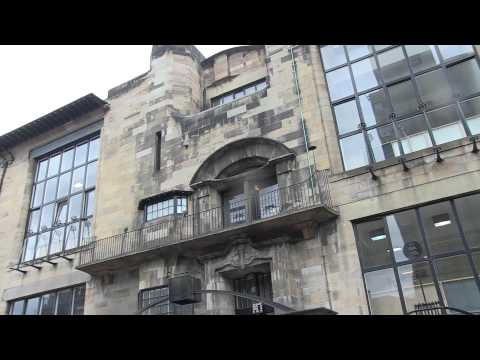 Inside Glasgow: The Glasgow School of Art