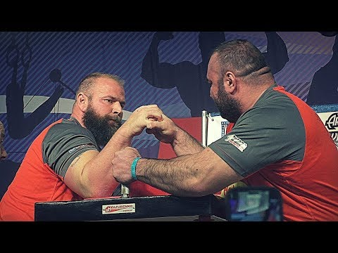 Michael Todd - The Armwrestling Monster - Highlights 2017