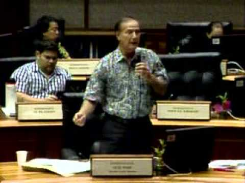 Rep. Ward addresses SB 1280 - Transportation Network Companies