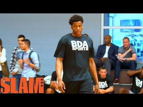 Deyonta Davis 2016 NBA Draft Workout - Top 10 Pick NBA Draft - 16NBACLH