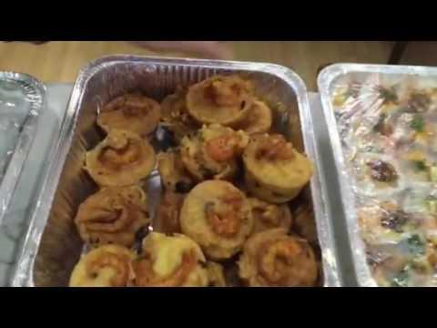 Bánh cuốn tráng hơi, bánh bèo -  New York / Vietnamese Steam rice rolls