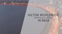 Hilton Worldwide - Portfolio of hotels in India
