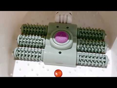 DO YOU HAVE TIRED🦶 FEET? TUREJO Feet Spa Bath Massager!!!