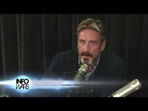 Amazing John McAfee Interview 3-13-2014