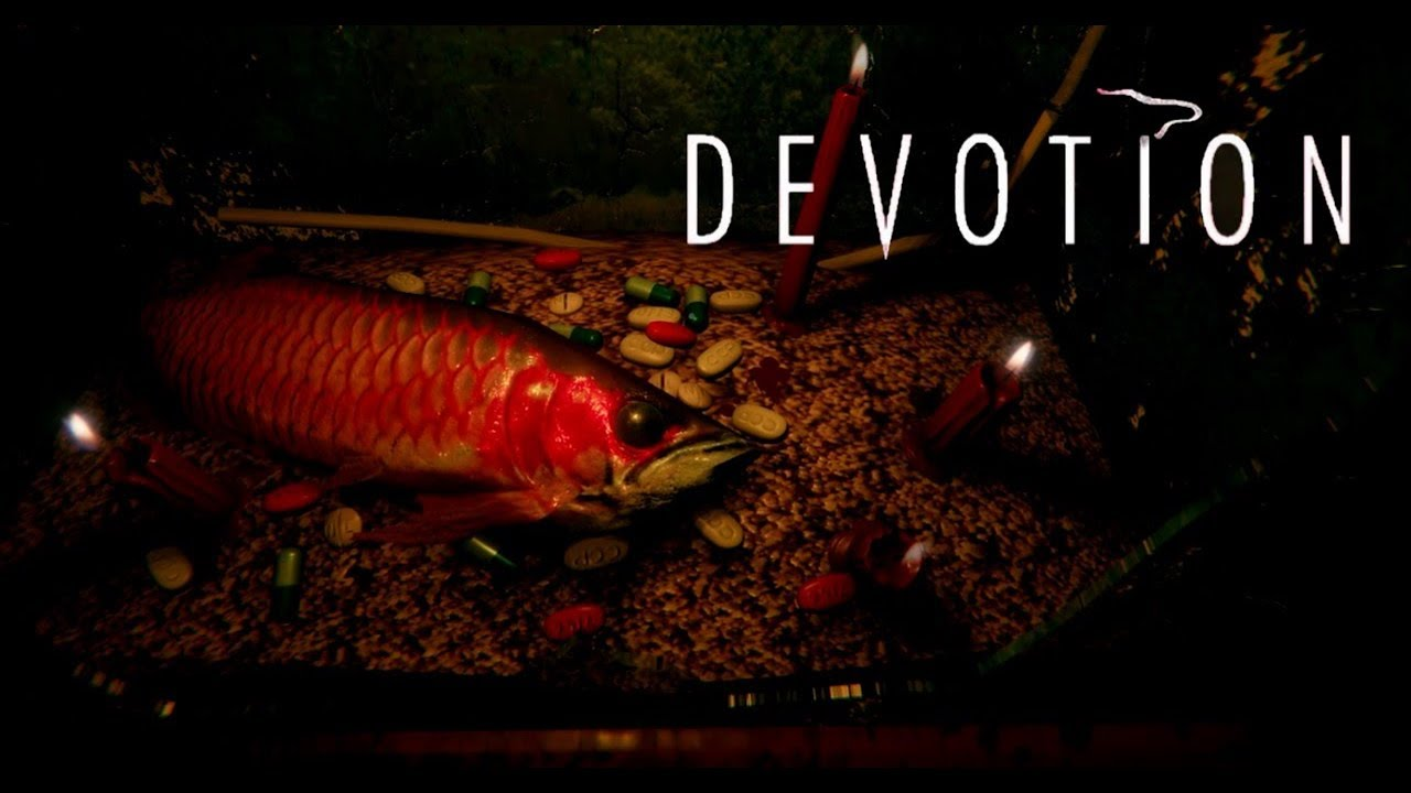 Devotion   part 5 I turned into a fish!