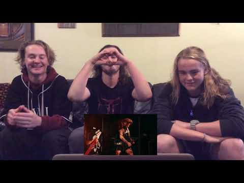 """ALIEN WEAPONRY - On NERVOSA's """"Kill The Silence"""" (Reaction Video) 