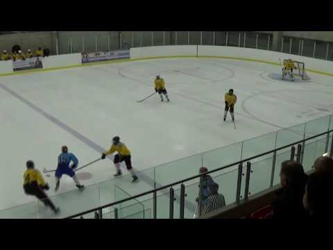 Waxers vs Red Wings 15 Apr 17 Exhibition P1