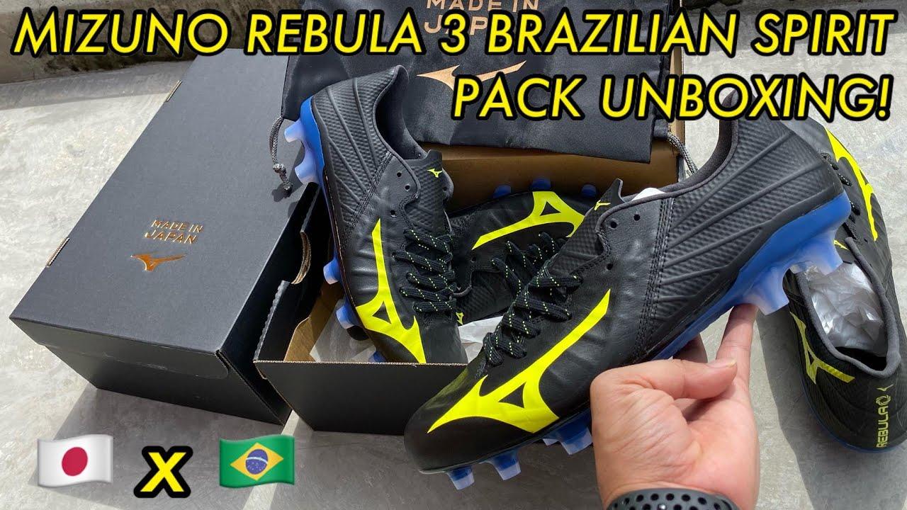 mizuno brazil