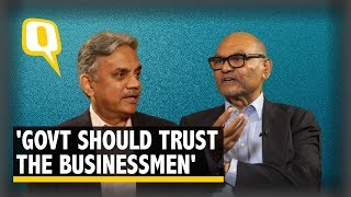 Free Hand to Public Sector Will Change India's Destiny: Vedanta's Anil Agarwal | The Quint