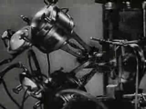 machine reanimates dead