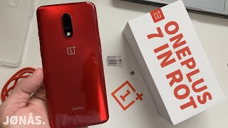 Smartphones aus China dank TradingShenzhen? Das OnePlus 7 in Rot im Unboxing