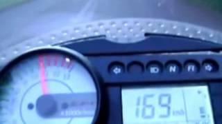 maxima velocidad 179 um 250