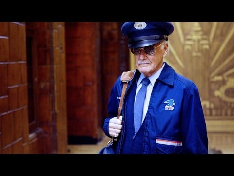 Top 10 Stan Lee Movie Cameos