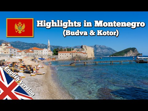 Budva & Kotor - Things to do in Montenegro (Balkan Road Trip