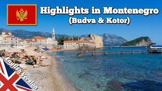 Budva & Kotor - Things to do in Montenegro (Balkan Road Trip 04)