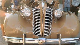 1938 Buick Century Coupe Beige NSmyr101114
