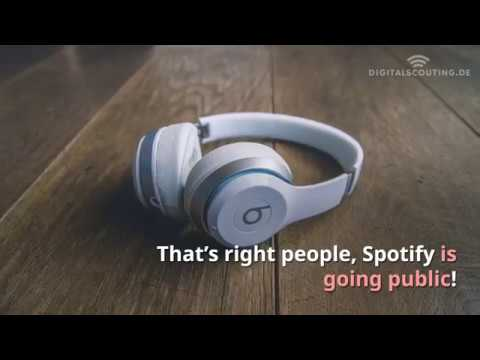 Scouting Spotify: Is the product ripe for IPO?
