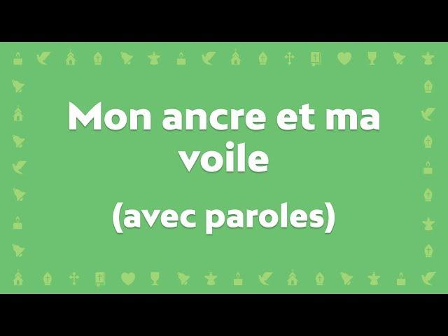 Mon ancre et ma voile par Louange Vivante et Sylvain Freymond | Pour le Carême et Pâques
