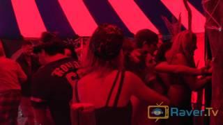 DJ STICKY Live @ BASSFACE WEEKENDER 2015 - Filmed by Raver.Tv