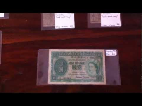 My Antique Currency Haul From Bank Tellers