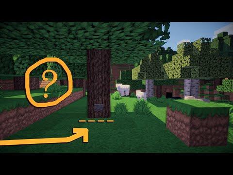 Майнкрафт: Прекрасная Секретная Дверь / БАЗА - Как построить МЕХАНИЧЕСКИЙ ДОМ в Minecraft