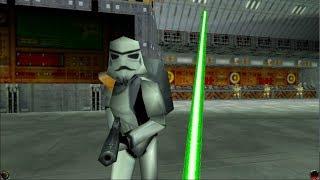 Star Wars: Jedi Knight Dark Forces II 1997 - Gameplay (PC)