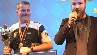 [FINAL] Surgical Goblin Vs SoKing | ESWC Gamescom Clash Royale