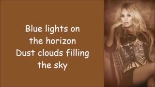 Carrie Underwood ~ Mexico (Lyrics)