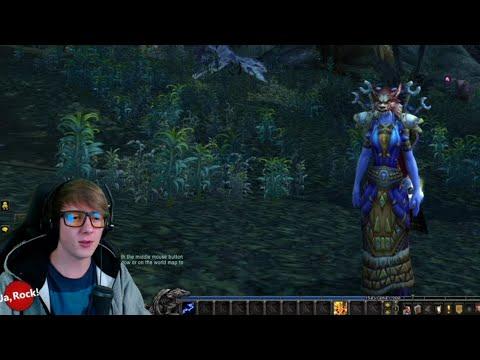 ZMIENIAM POSTAĆ NA BATTLE FOR AZEROTH - World of Warcraft: Legion