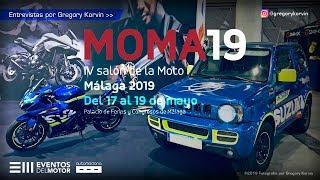 Salón de la moto I MOMA2019 I Málaga (Spain)
