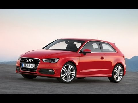 audi a3 2013 hd espa ol youtube. Black Bedroom Furniture Sets. Home Design Ideas