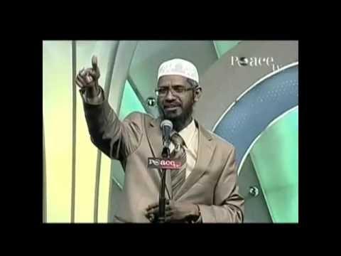 6 Instances of Zakir Naik Spreading Extremist Islamic Views
