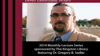 Glimpses Into Existence Lecture 12: Existentialist Faith, Hope and Charity - Gabriel Marcel