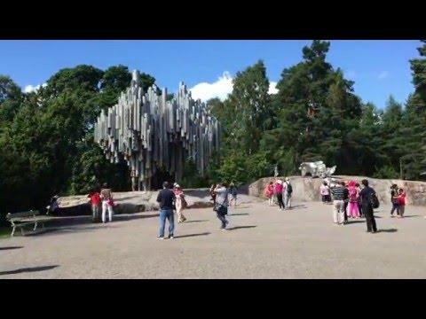 Sibelius Monument (Helsinki, Finland)