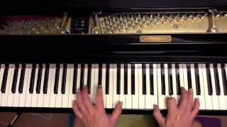 Tutorial Piano y Voz Eres tu (Mocedades)