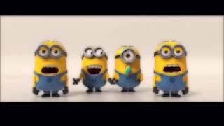 Minions Banana Song Small Room Voice ミニオンズ バナナの歌 小さな部屋の声 thumbnail