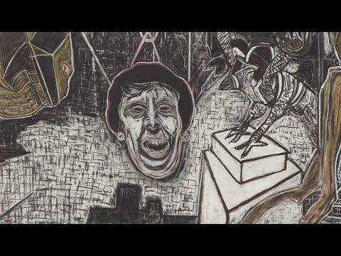 Dobell Prize-Winning Artist Suzanne Archer