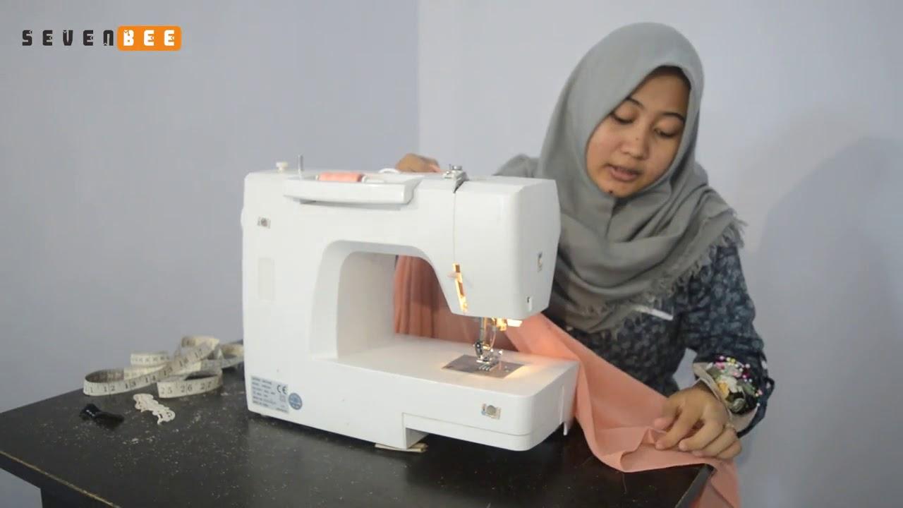 Pola Hijab Instan Salwa