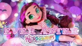 DIY - How to Make:  Ever After Hairdorables | CUSTOM DOLL