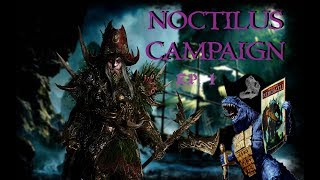 Noctilus takes the world! Dreadfleet Mortal Empires Campaign Ep. 1