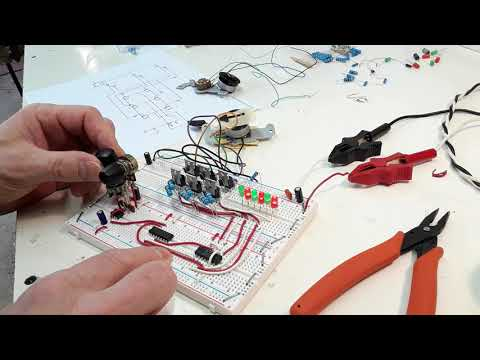 3 Phase BLDC Motor Driver Without Microcontroller Or Software (part 1)
