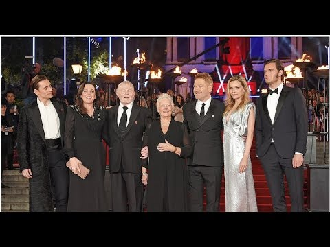 Murder On The Orient Express Premiere