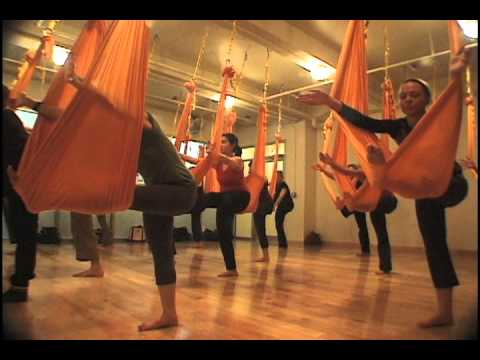 AntiGravity® Yoga Teacher Training