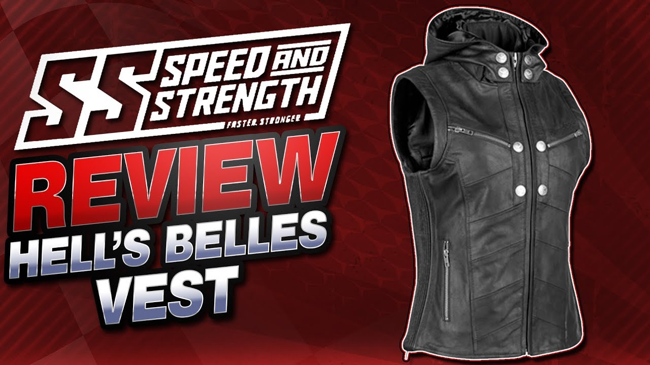 0b2911782 Speed and Strength Women's Hell's Belles Vest Review from  Sportbiketrackgear.com